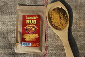 RUB Kaffir & Ginger