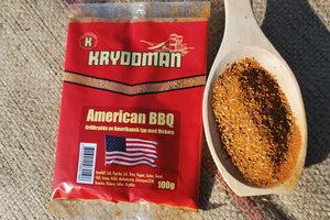 Grillkrydda American BBQ